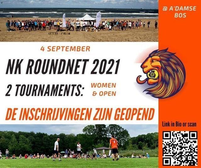 Het Nederlands Kampioenschap Roundnet